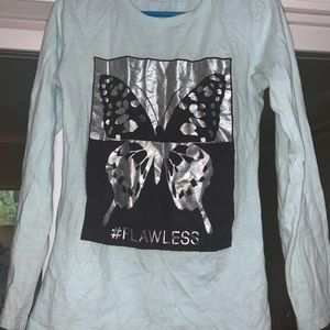 Flawless butterfly shirt